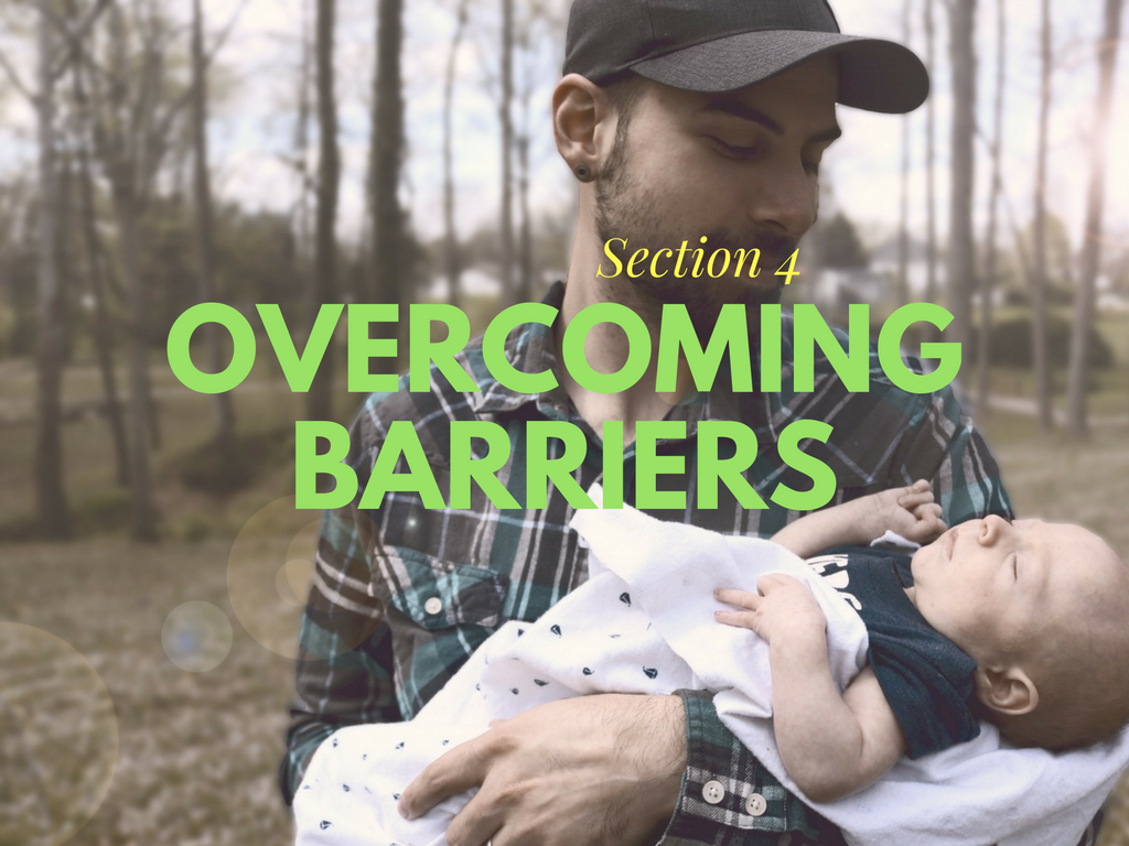 the rise of the modern day dad - overcoming barriers, alternadads