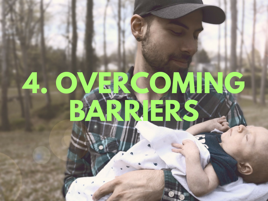 the rise of the modern day dad - overcoming barriers