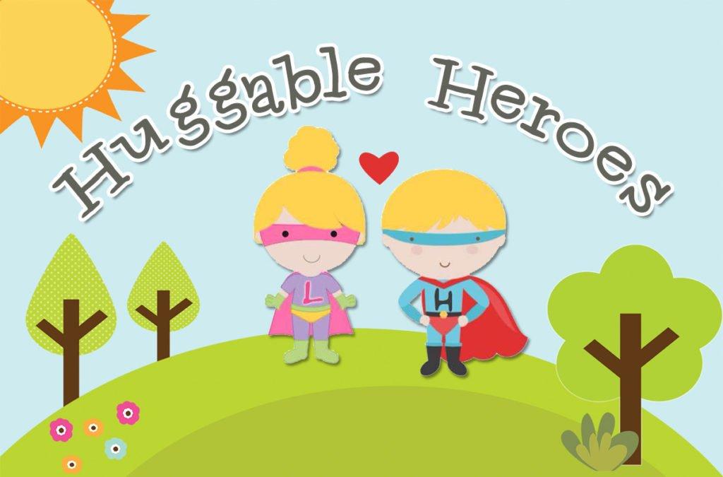 Huggable Heroes, Dad, Daddy
