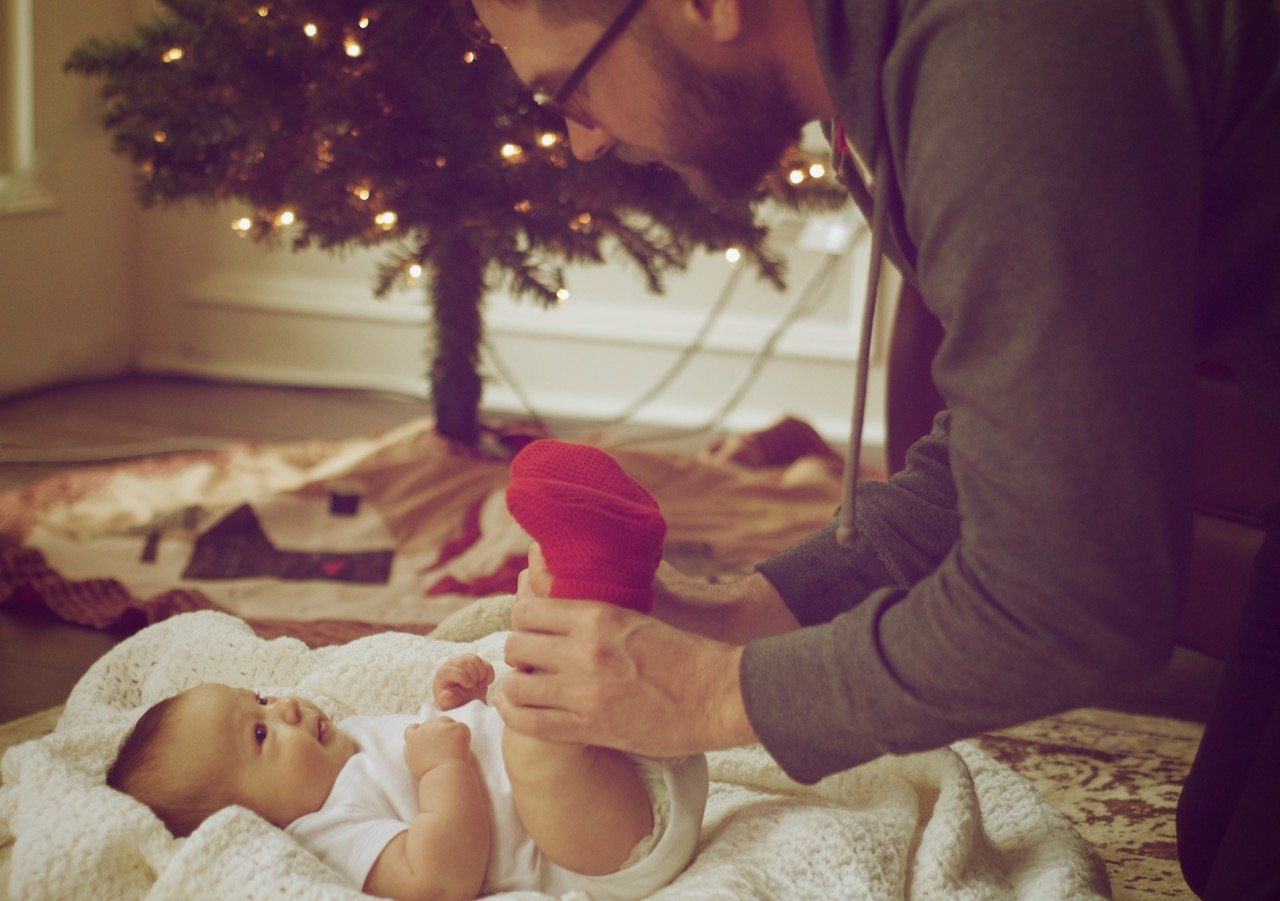 dads, daddy, daddilife, single-dad, paternity leave