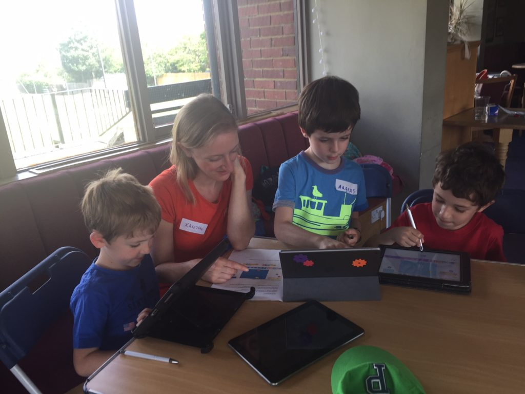 coding clubs for kids, mama codes, daddilife