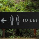 toilet signs, loos