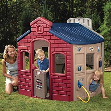 best children's playhouses, little tikes, little tikes town playhouse