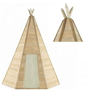 Best children's playhouses, Plum Wooden Teepee Hideaway