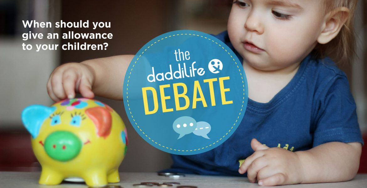 pocket money debate, daddilife debate