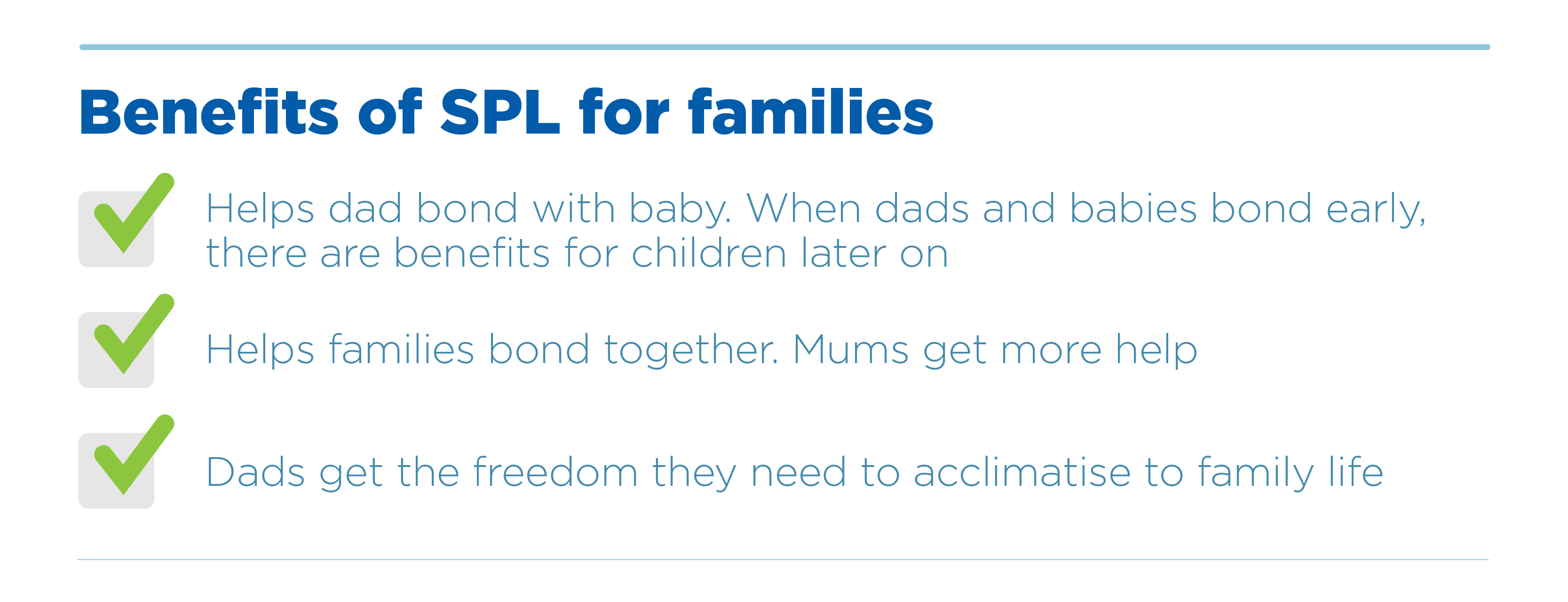 benefits of spl, SPL benefits, shared parental leave