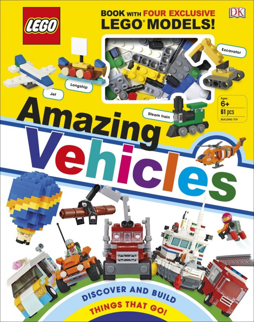 lego, lego amazing vehicles