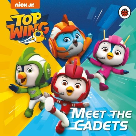 top wing meet the cadets, meet the cadets book