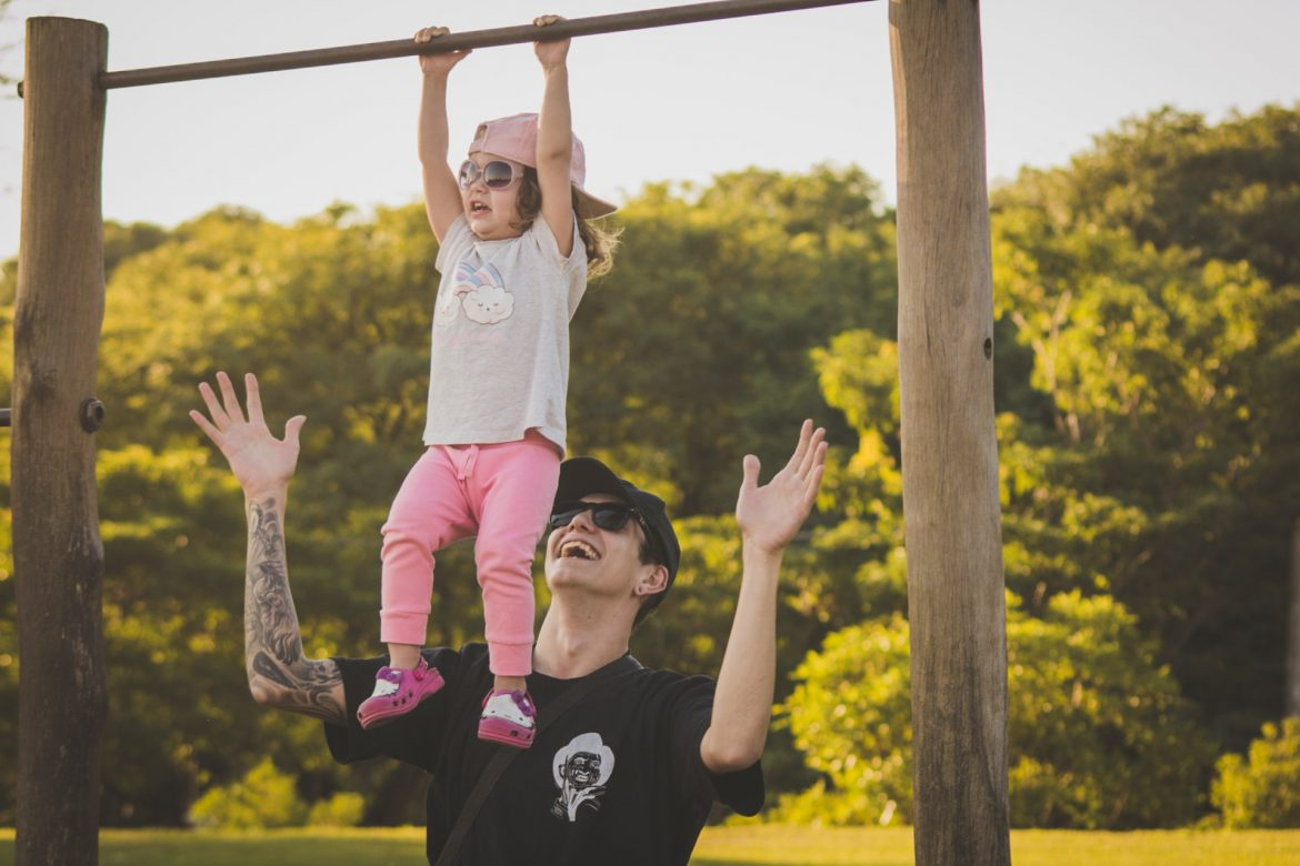 rob bravo, wellbeing at work, dads at work, daddilife