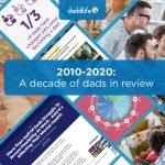 decade of dads, in review, 2010 - 2020,