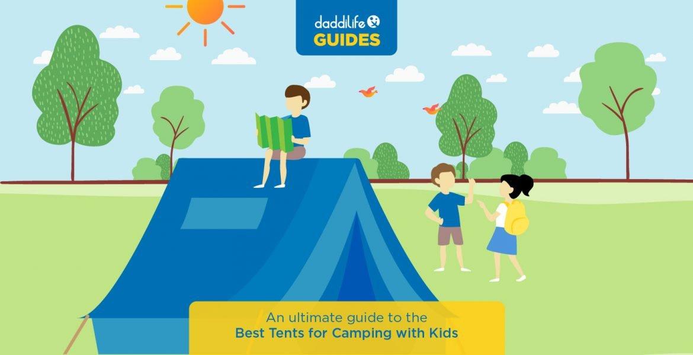 best family tents, best family tents 2020, best tents for camping, best family camping tents, best family tents UK, best family tents US,