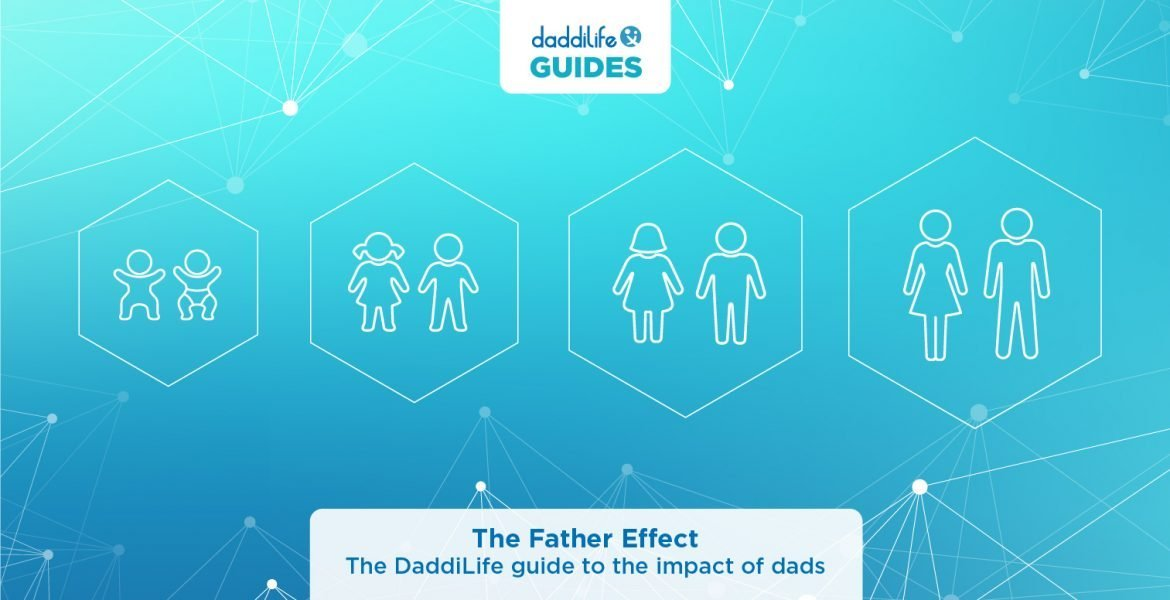 benefits of dad, benefits of fatherhood, the father effect