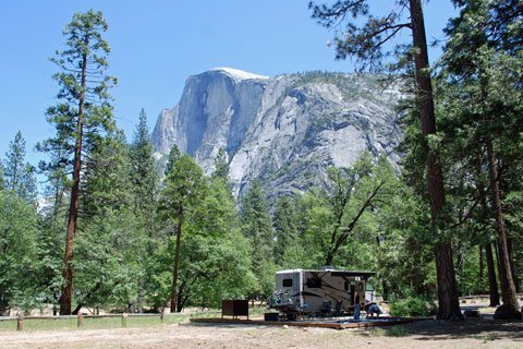 best family campsites USA, best family campsites, best child friendly campsites,