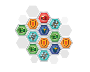 Bakugan Hide Matrix, Hide matrix of Bakugan games