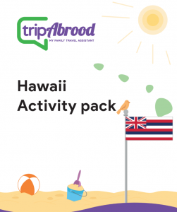 Travel Activity Packs
