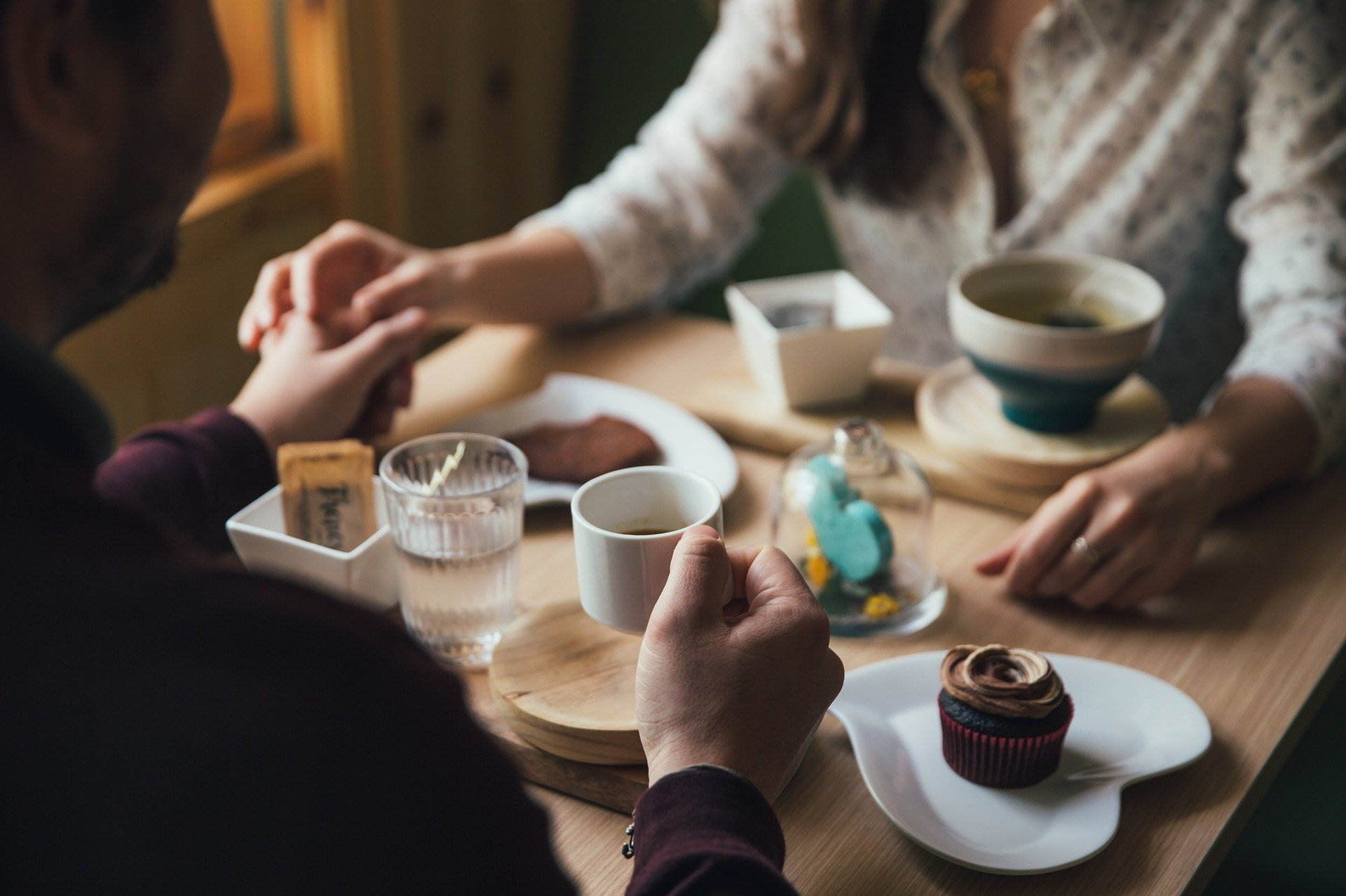 Spending time together will help you battle mental health issues together