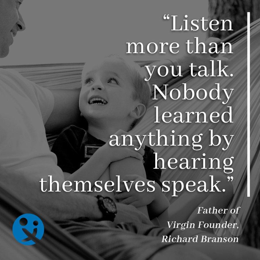 inspirational quotes, inspirational quotes from dads, inspirational quotes by dads, Richard Branson