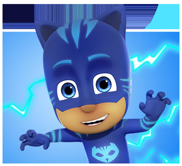 PJ Masks, Catboy, PJ Masks characters