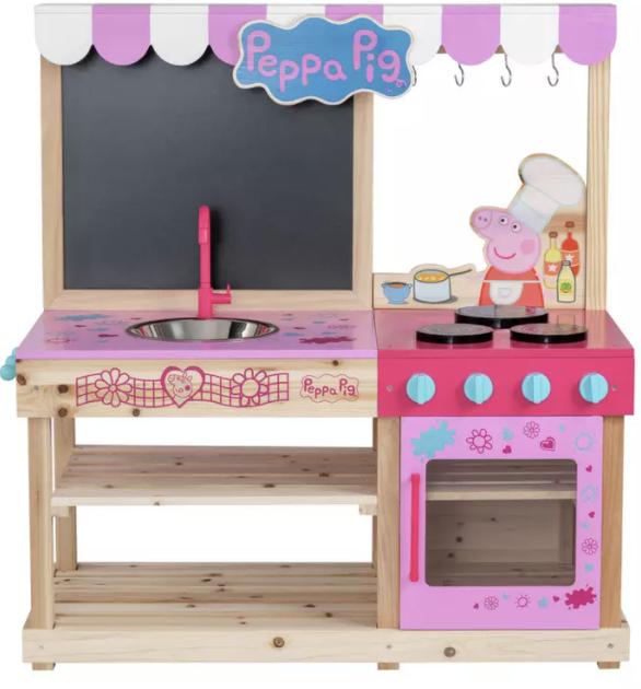 Peppa Pig Mud Kitchen