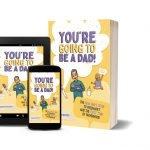 Pregnancy book for men, new dads book, dad pregnancy book